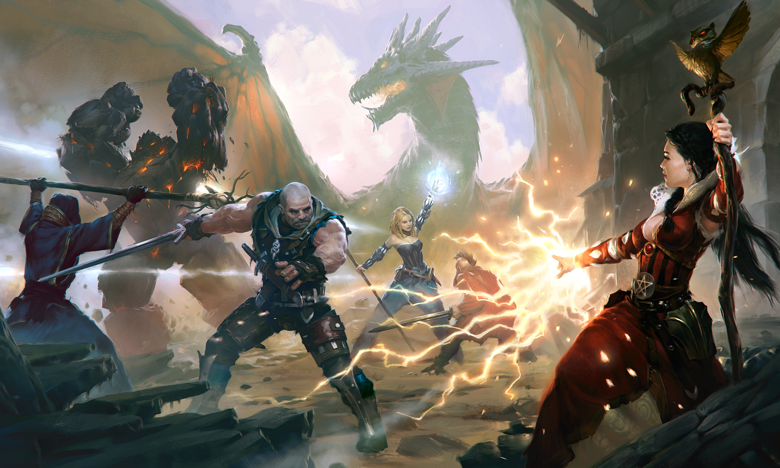 the-witcher-battle-arena-key-art