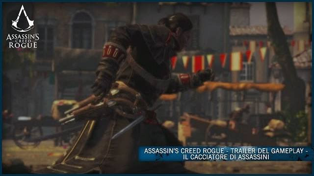 AC Rogue cacciatore di assassini