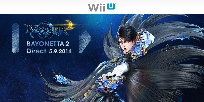 Bayonetta 2 nintendo direct 0309
