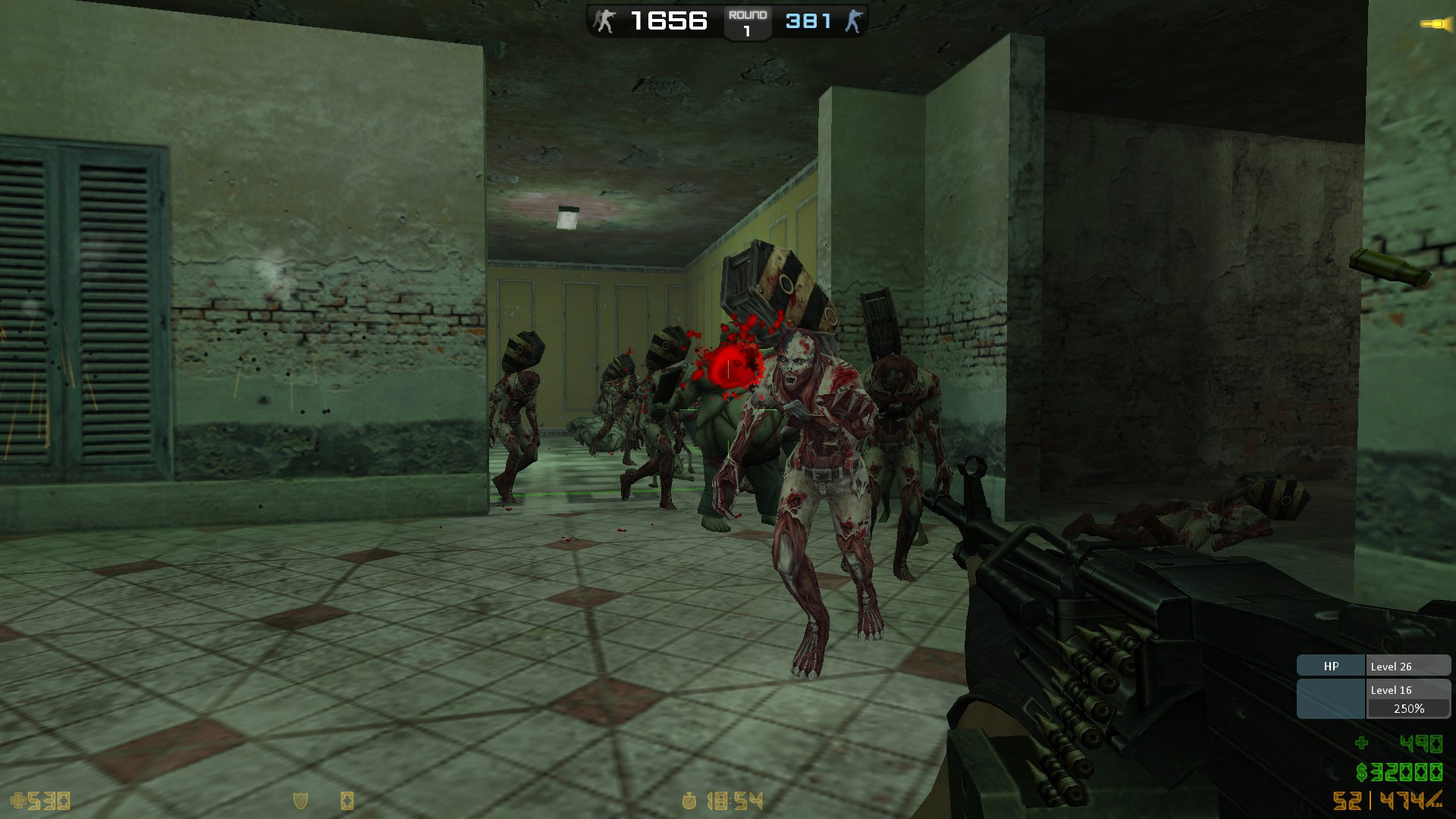 Counter-Strike Nexon Zombies 2309