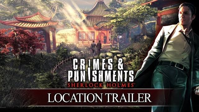 Crimes e punishments sherlock holmes location trailer 1109