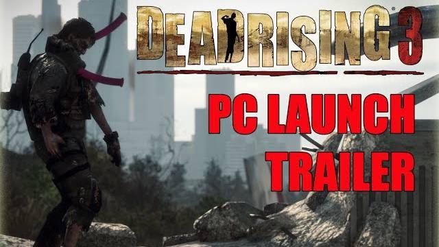 Dead rising 3 trailer di lancio