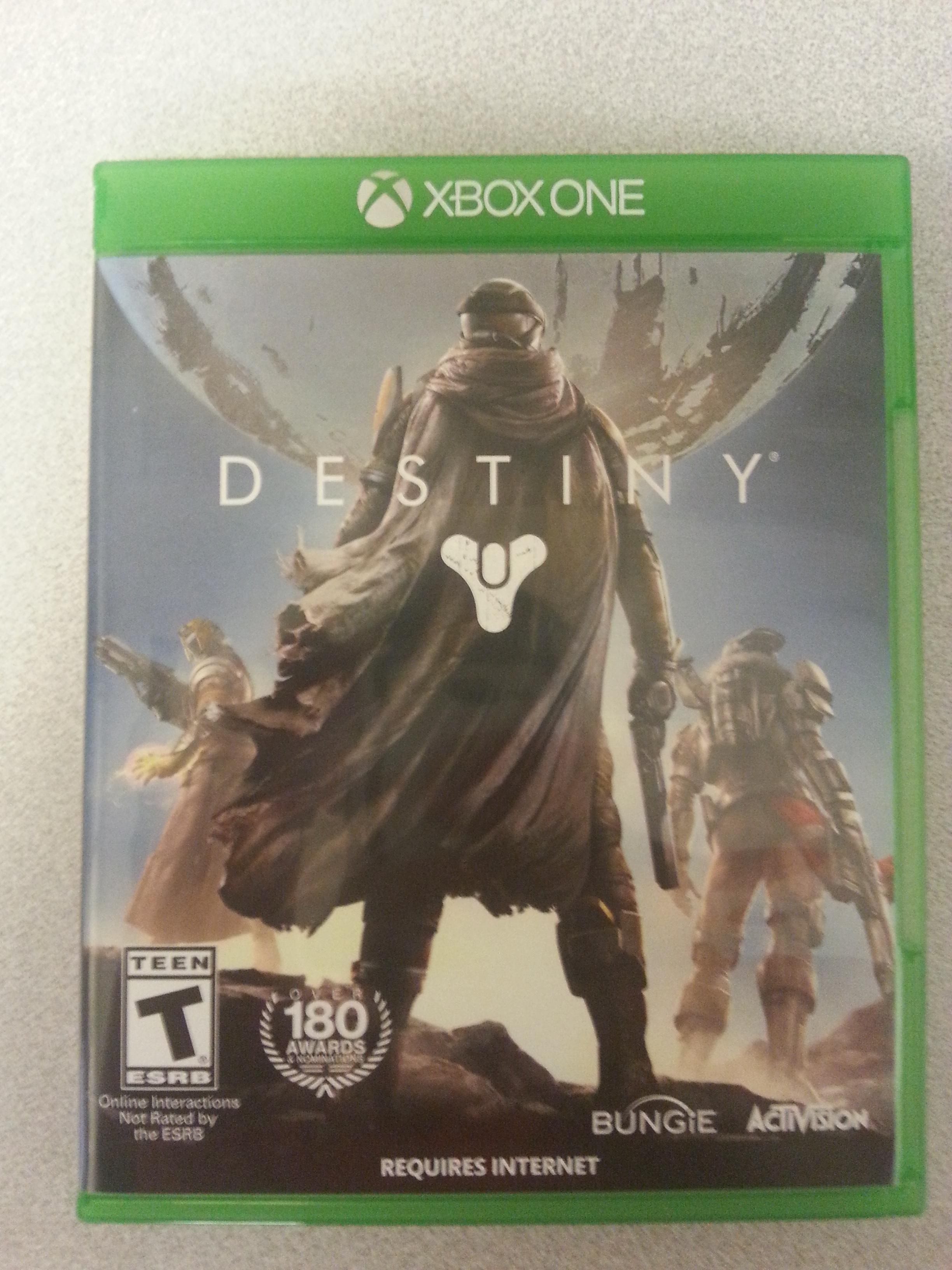 Destiny Xbox One 0109