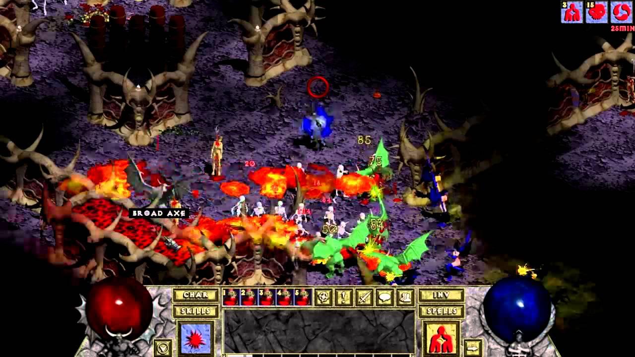 Diablo 1 mod belzebub