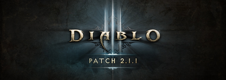 Diablo 3 patch 2.1.1.27255