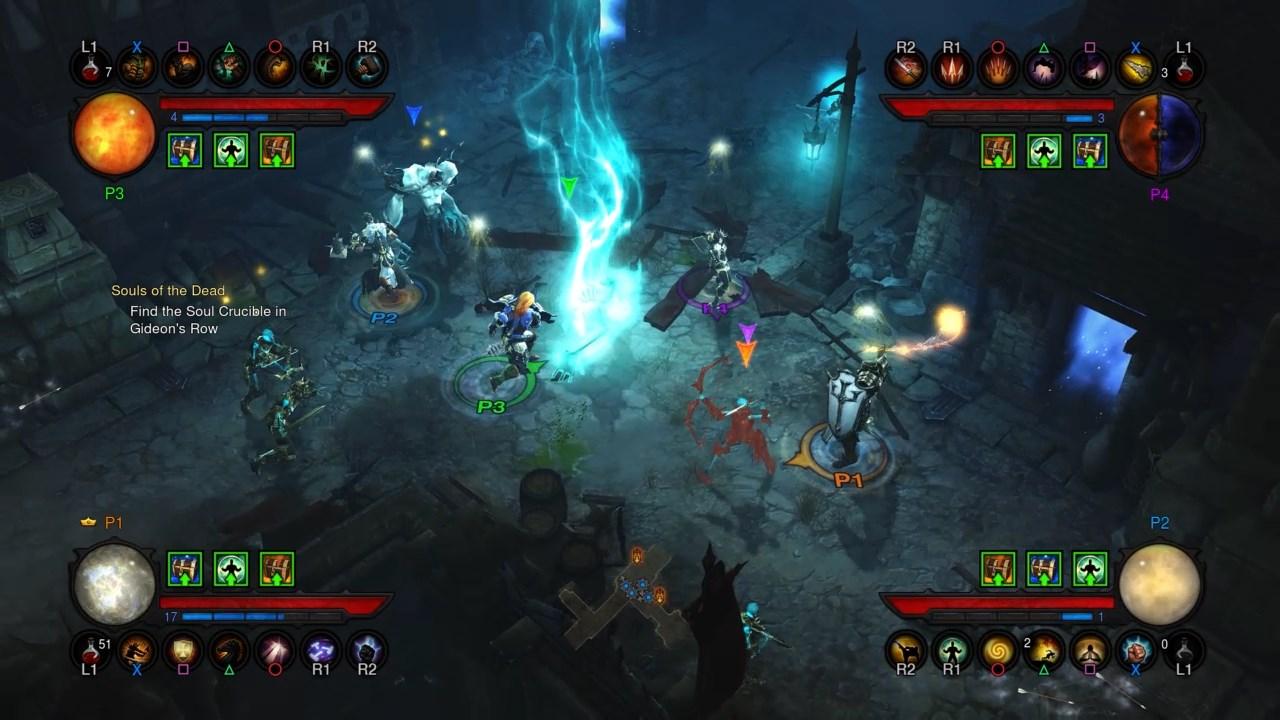 Diablo 3 reaper of souls ultimate evil edition 0809 1