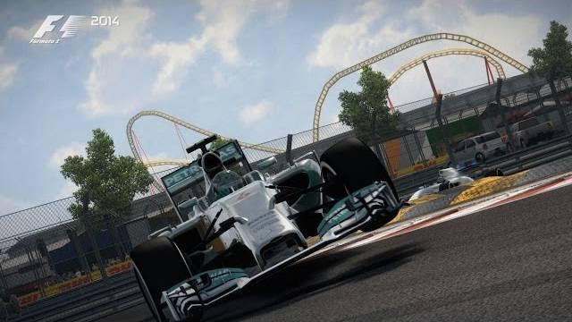 F1 2014 season trailer