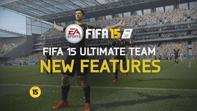 Fifa 15 Ultimate Team nuove caratteristiche