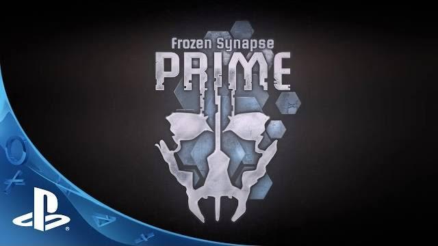 Frozen synapse prime trailer di lancio ps vita