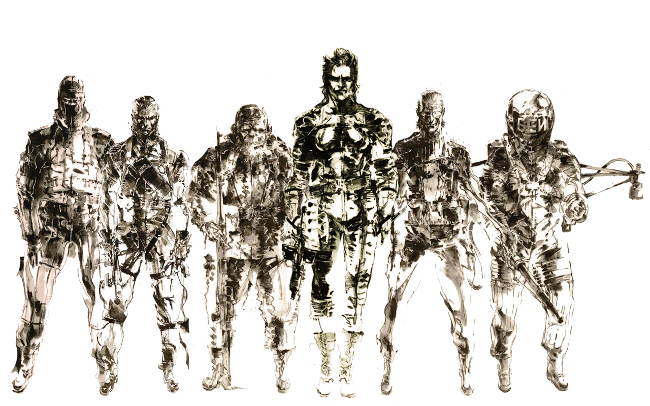 Metal gear solid 1409