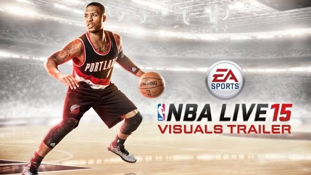 NBA 1 live 15 visuals trailer