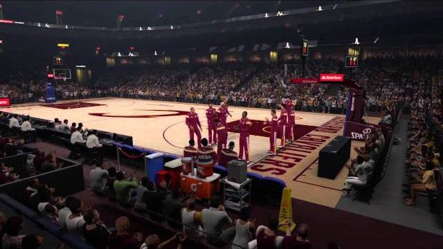NBA 2K15, the land
