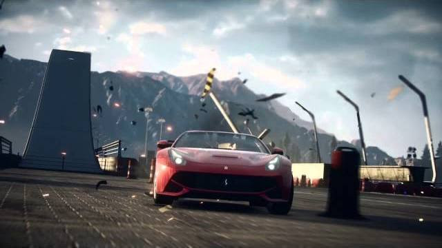 Need for Speed Rivals compelte edition italia
