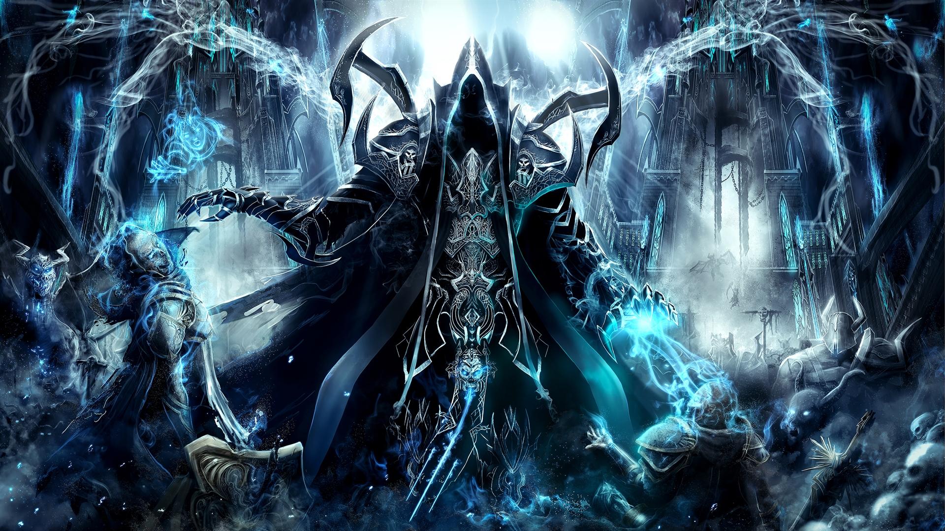 Diablo 3 Ros Wallpaper: Diablo 3: Reaper Of Souls Ultimate Evil Edition