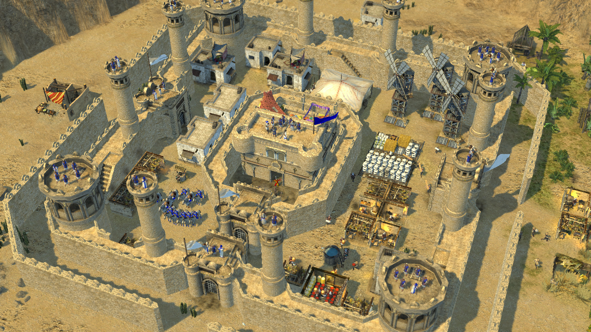 Stronghold Crusader 2 1009