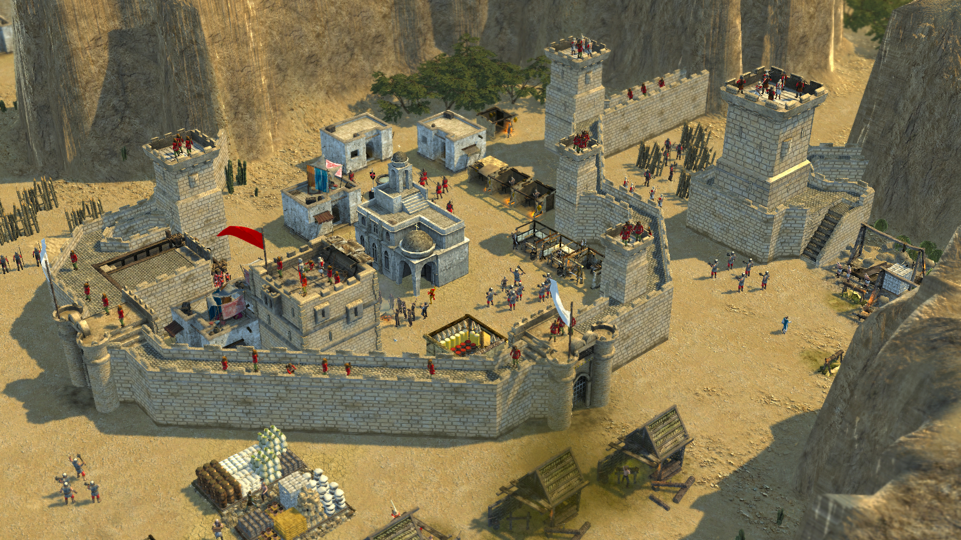 Stronghold Crusader 2 2109 2
