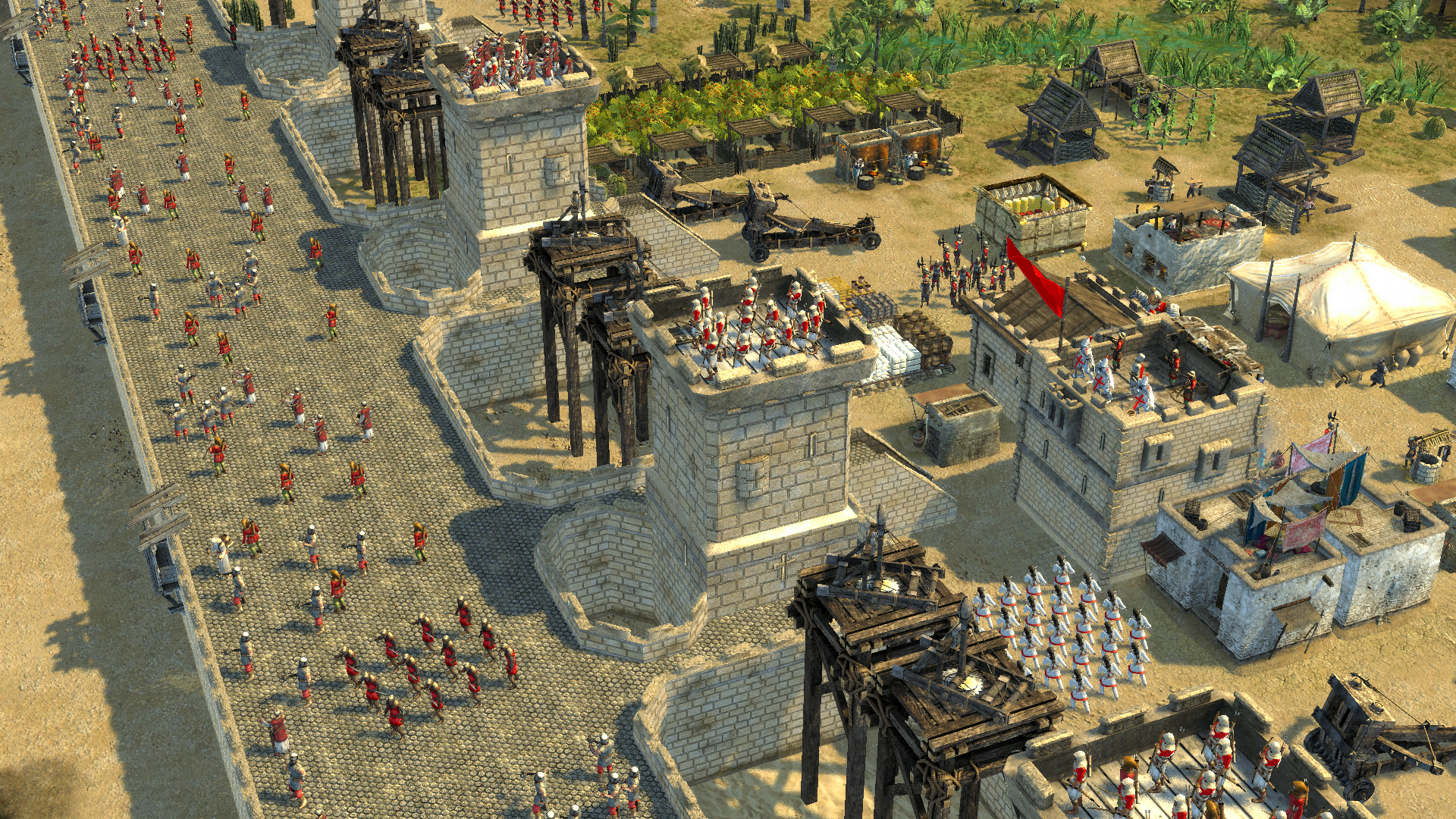 Stronghold Crusader 2 2109