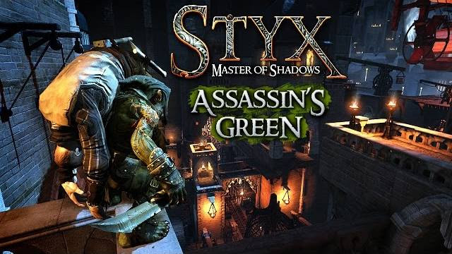 Styx Master of shadows - assassin's green trailer