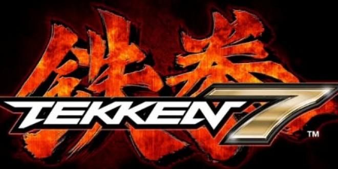 Tekken7 header