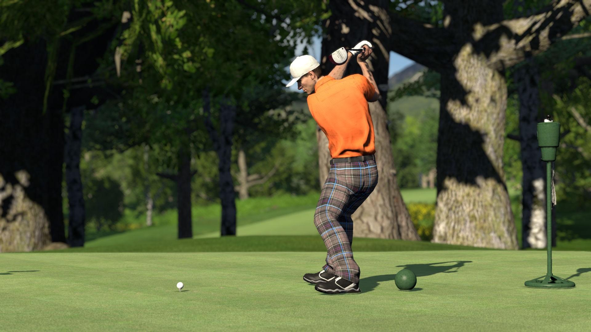 The Golf CLub 0209 5