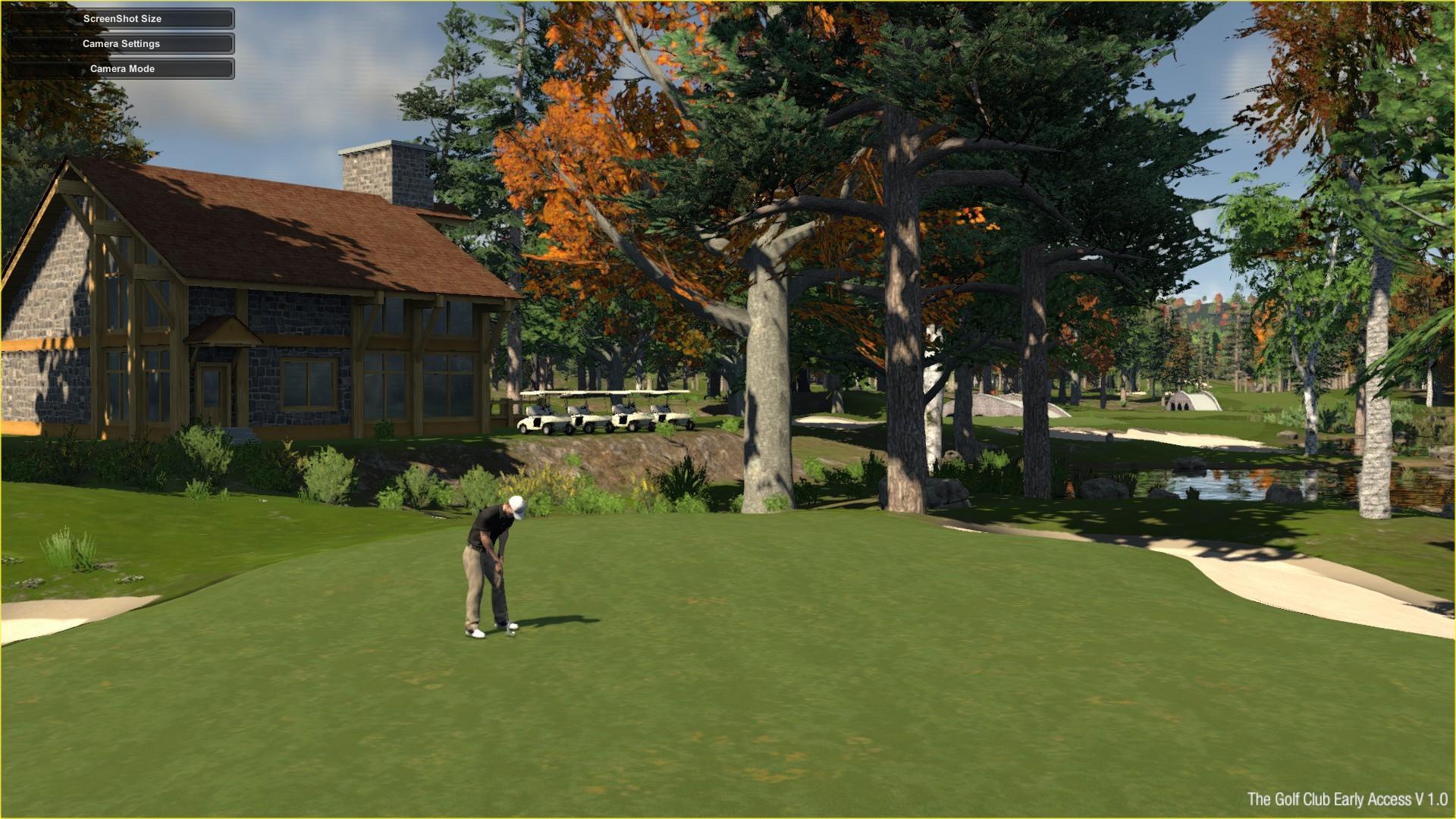 The Golf Club 0209 2