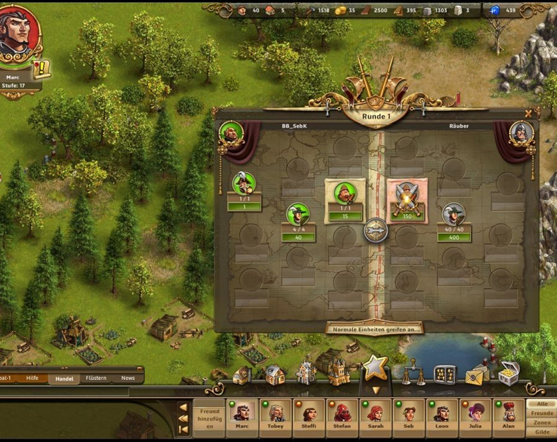 The Settlers Online 2709