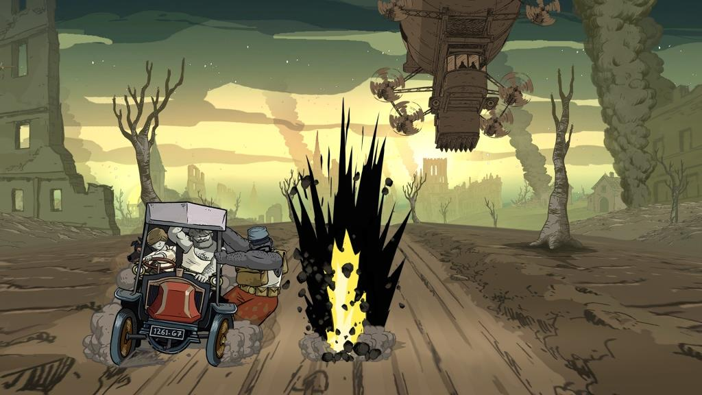 Valiant Hearts - Versione iOS - Screenshot#1