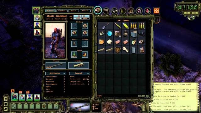 Wasteland 2 combat feature trailer