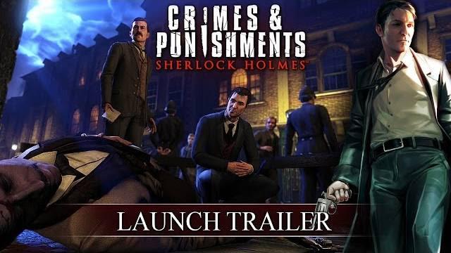 crimini e punizioni trailer di lancio