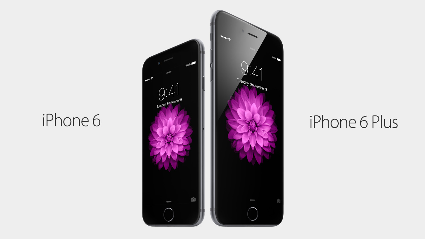 iPhone 6 e iPhone 6 plus