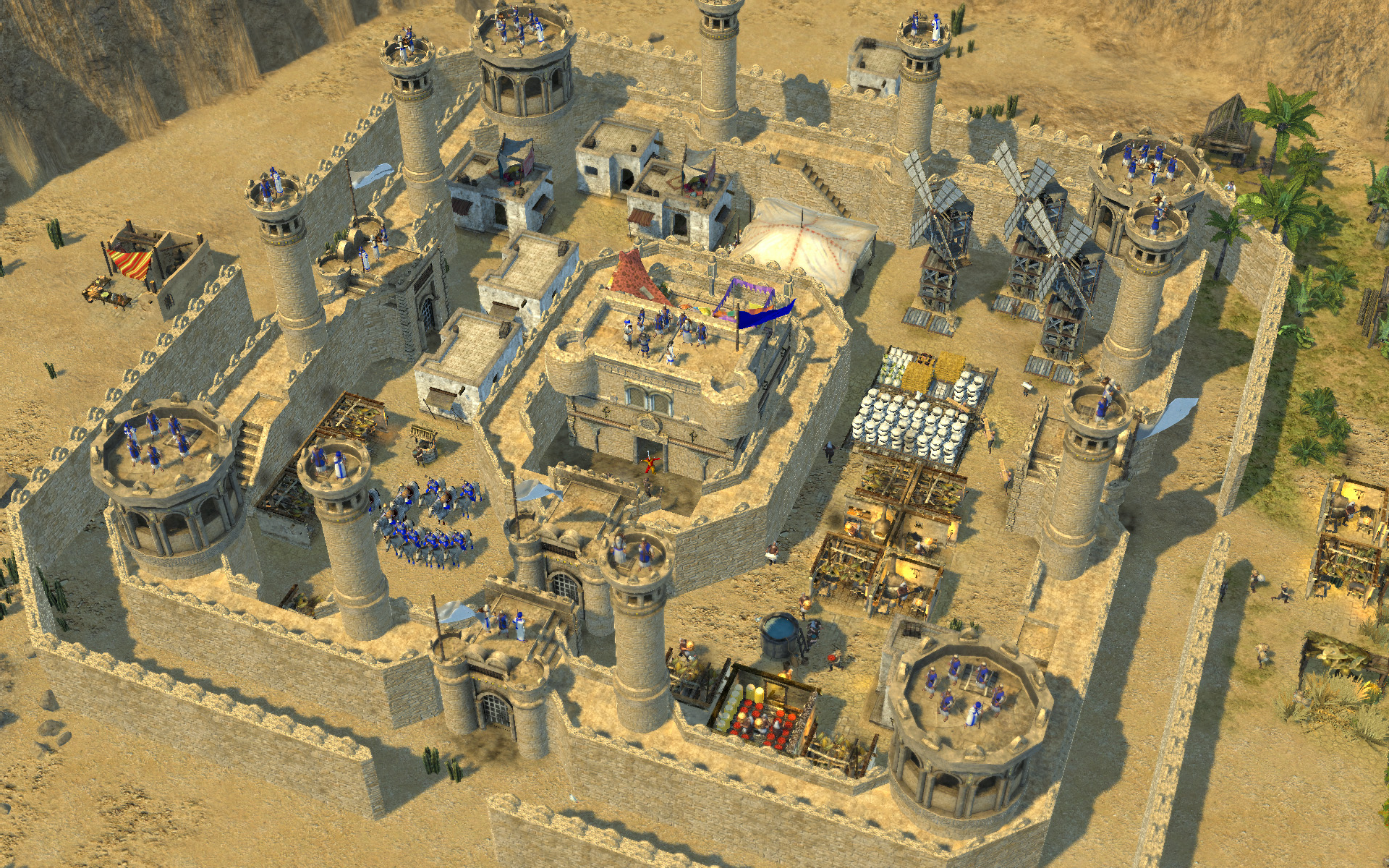 stronghold crusader 2 2309