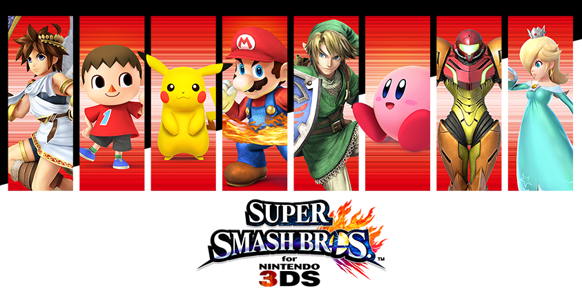 super smash bros 3ds 1209