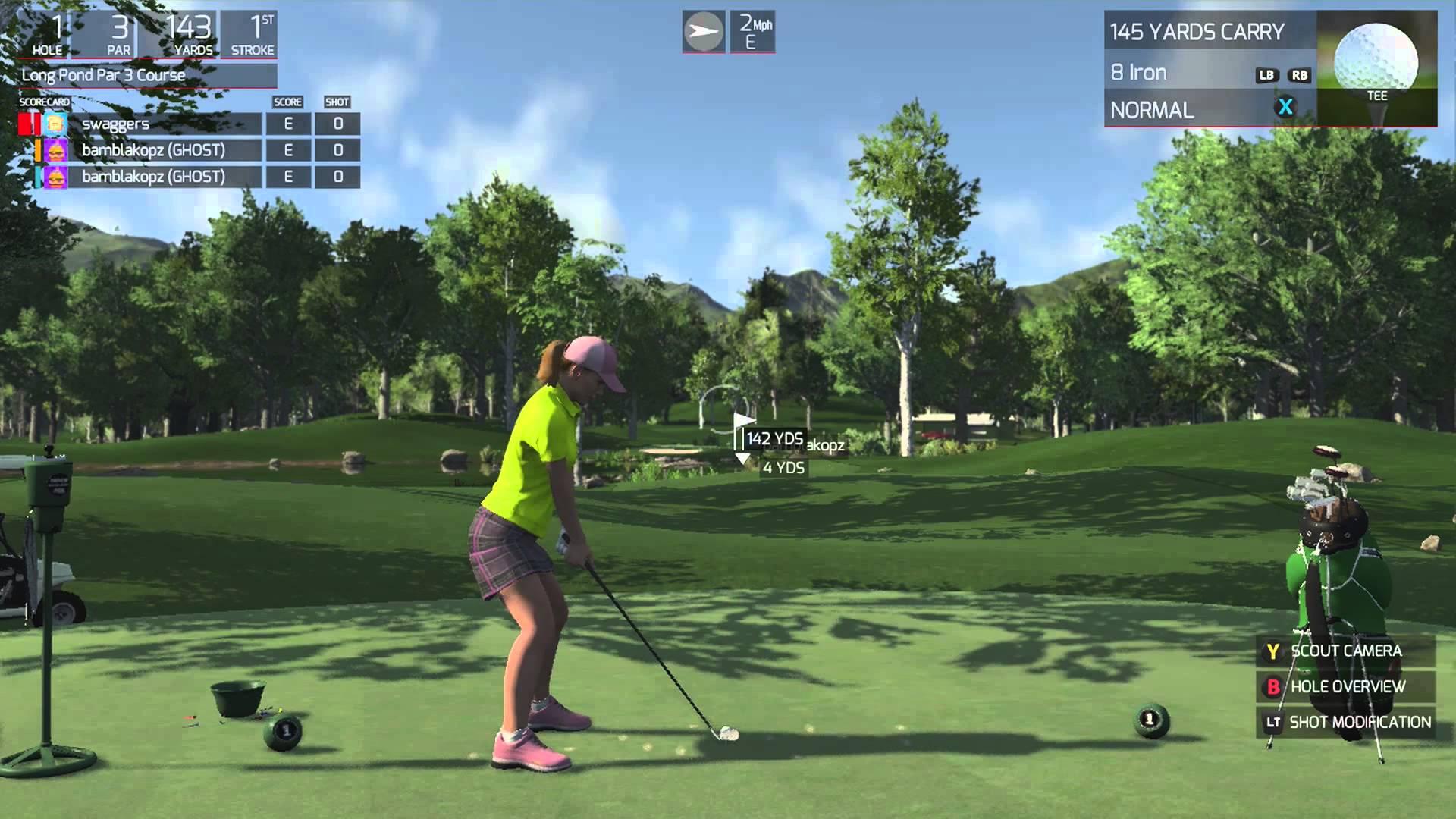 the golf club 0209 6