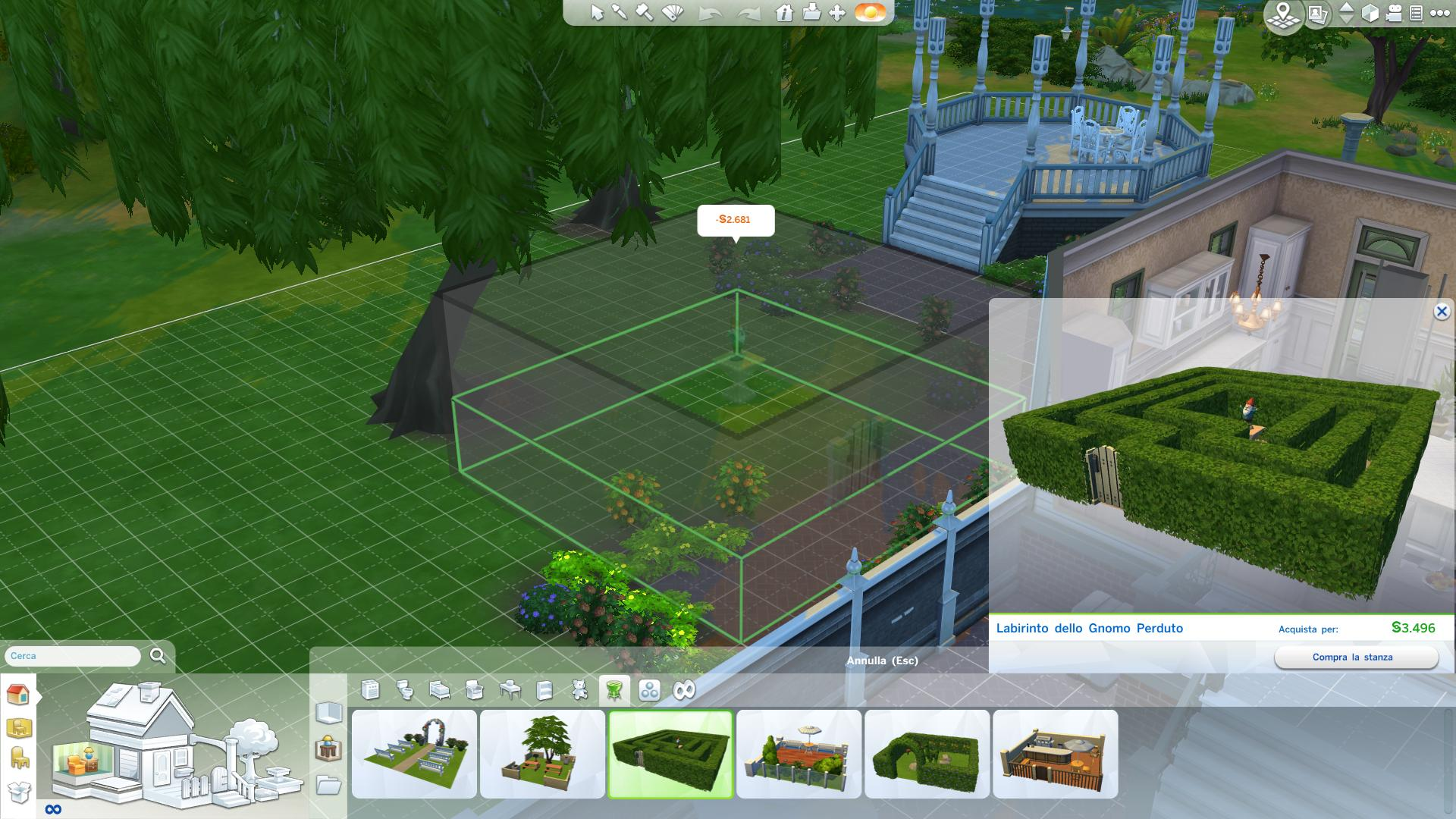 The sims 4 recensione pc for Case the sims 3 arredate