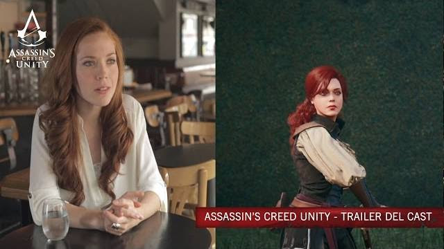 Assassin's Creed Unity Cast
