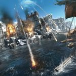 Assassin's creed rogue-preview-screenshot-navalfortfight-at-sea