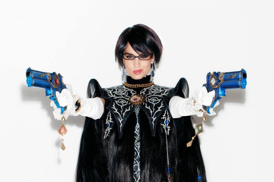 Bayonetta 2 cosplay playboy 2610 1