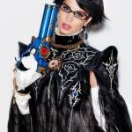 Bayonetta 2 cosplay playboy 2610 4