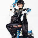 Bayonetta 2 cosplay playboy 2610 5