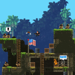 Broforce - October Update Screen 1