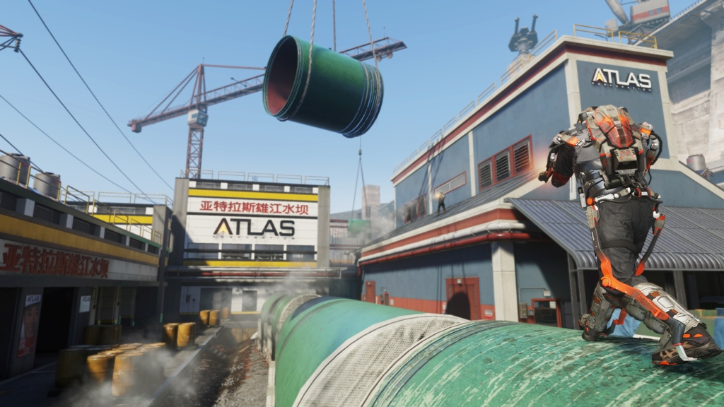 COD AW_Atlas Gorge 1 -  screen1