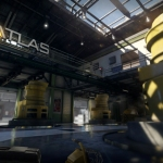 COD AW_Atlas Gorge Environment - screen3