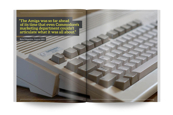 Commodore Amiga a visual Commpendium a
