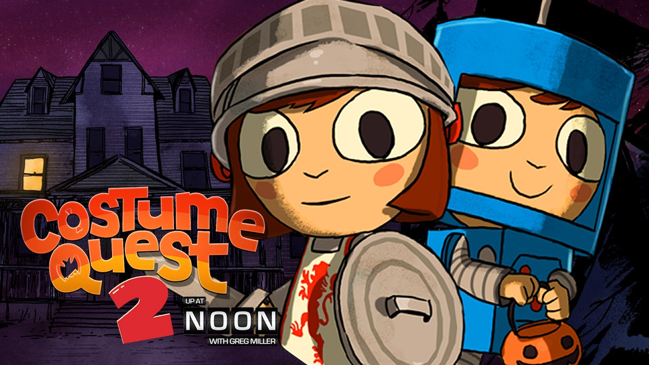 Costume Quest 2 2510 a