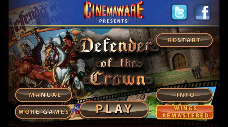Defender of the Crown 1410 gog