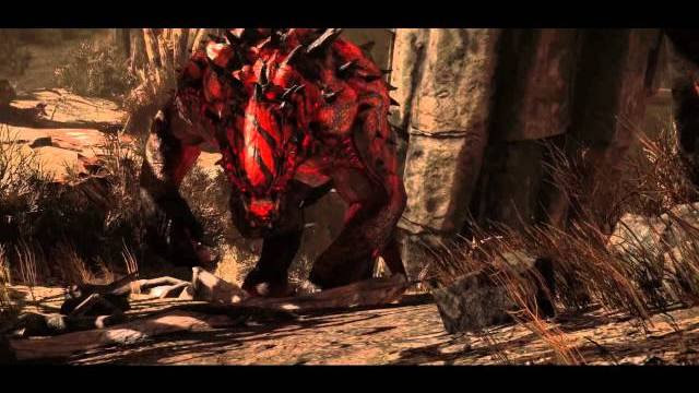 Evolve Savage Goliath trailer