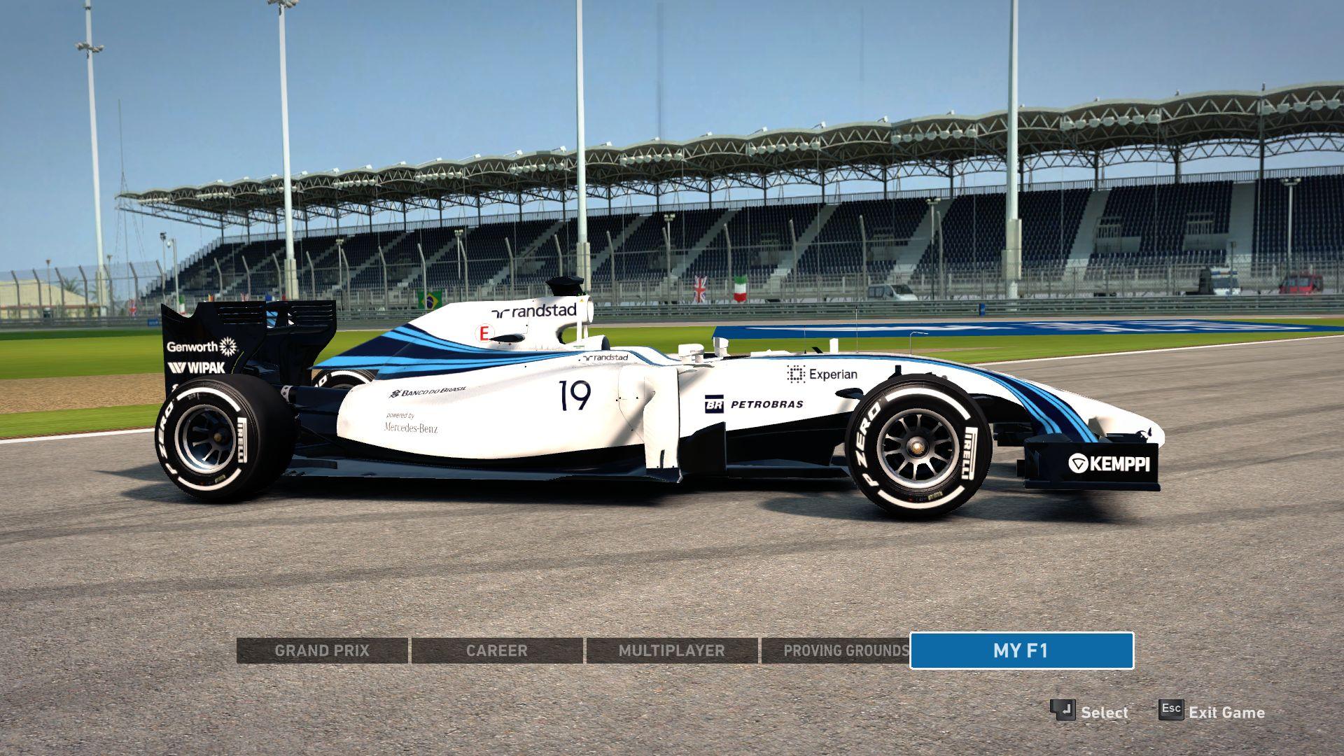 F1 2014 2710 benchmark