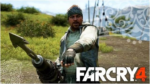 Far Cry 4 Hurk is back
