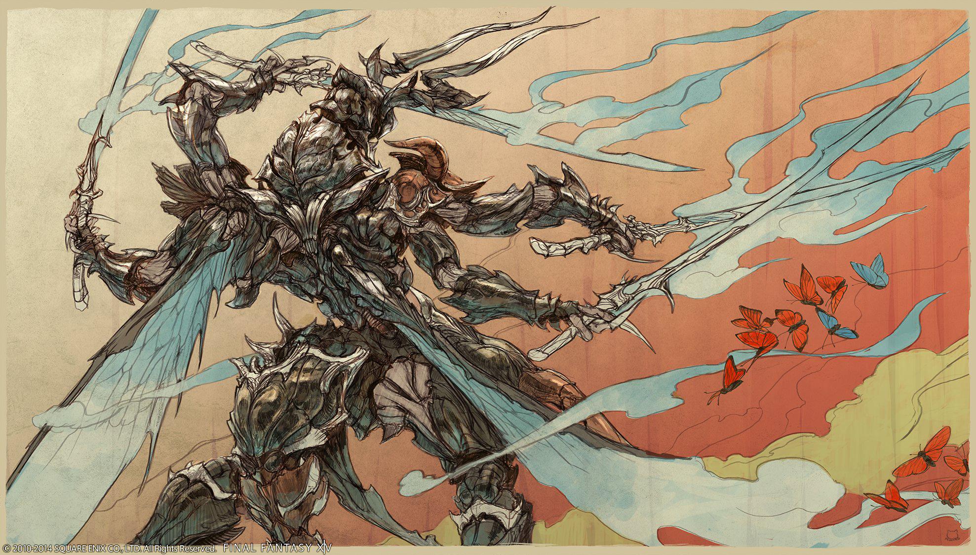 Final Fantasy XIV-primal-ravana 1
