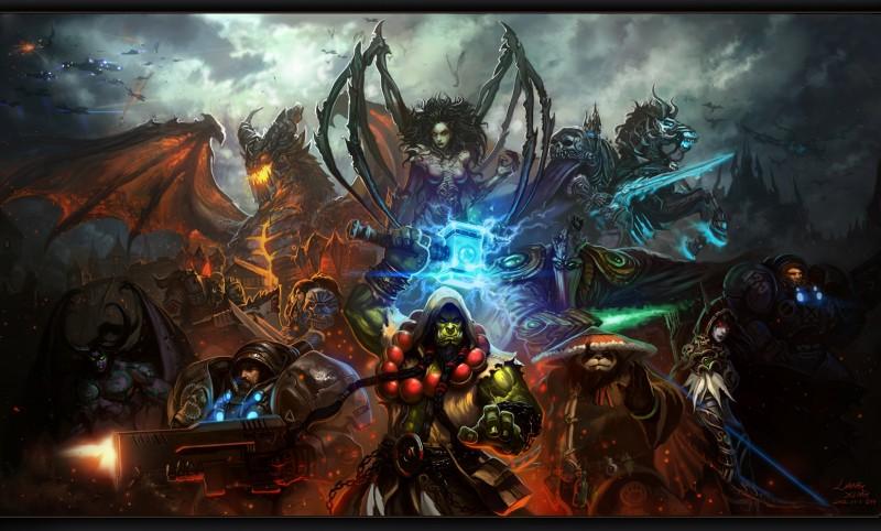 Heroes of Storm 1010